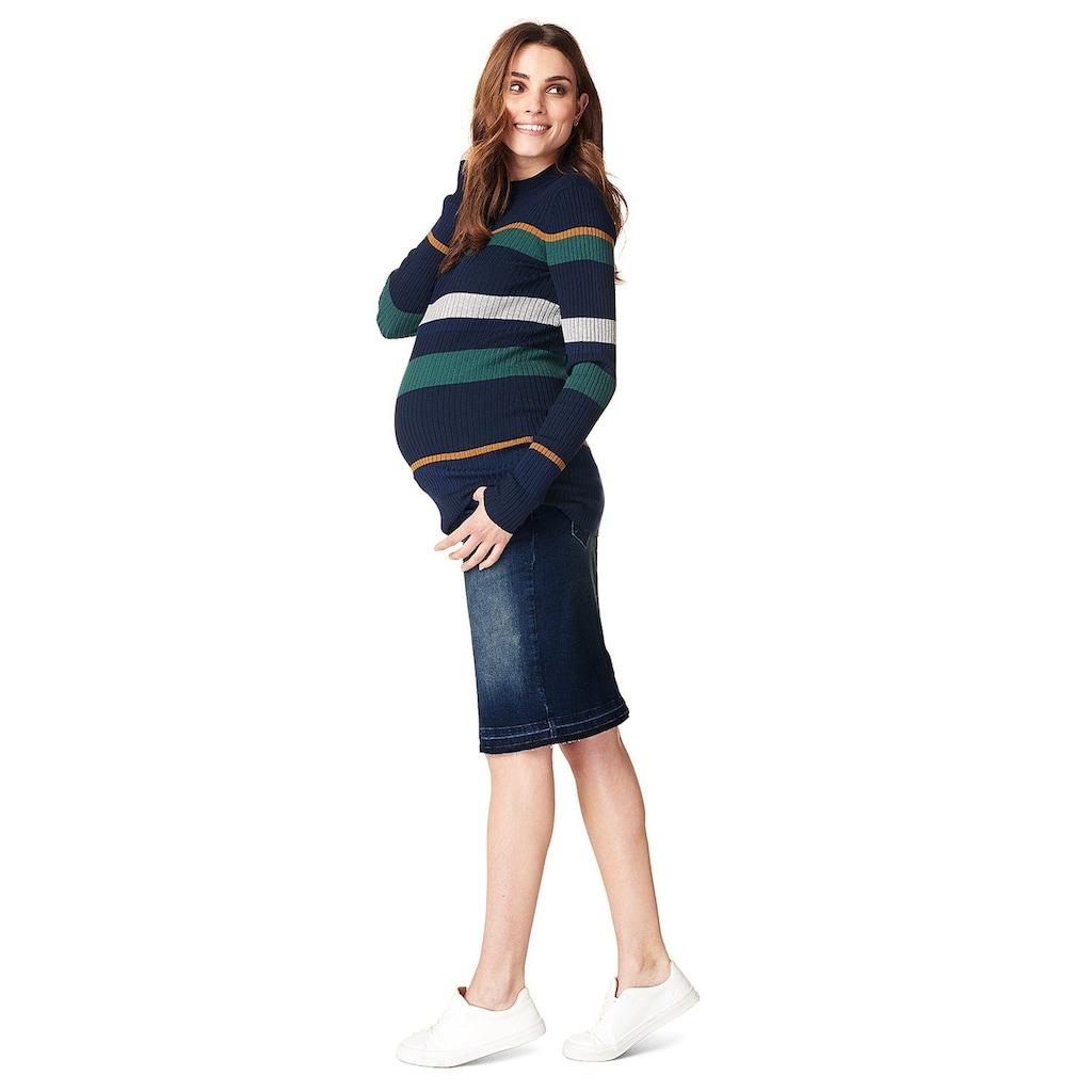 NOPPIES Umstandsrock Jeans »Joy«