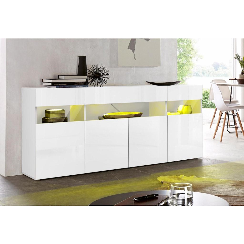 Tecnos Sideboard, Breite 173 cm