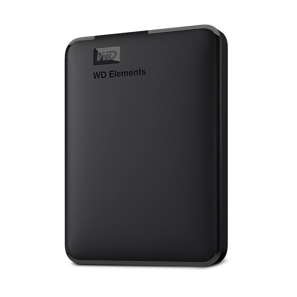 WD Elements ext portable 4TB Festplatte
