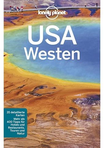 Buch »Lonely Planet Reiseführer USA Westen / Amy C. Balfour« kaufen