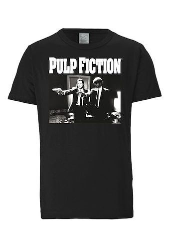 LOGOSHIRT T-Shirt mit lässigem Front-Print kaufen