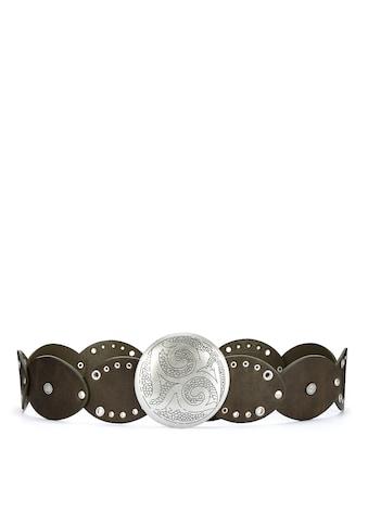 LASCANA Taillengürtel, mit dekorativer Schnalle kaufen