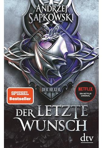 Buch »Der letzte Wunsch / Andrzej Sapkowski, Erik Simon« kaufen