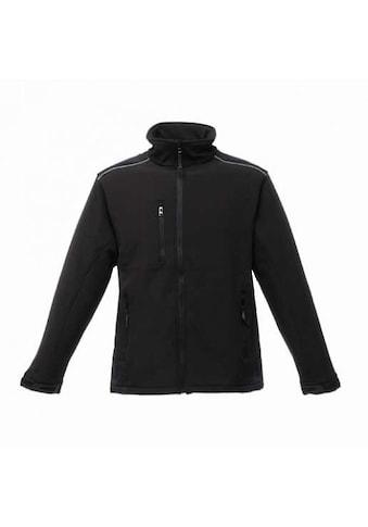 Regatta Softshelljacke »Sandstorm Herren Arbeitsjacke / Softshell-Jacke« kaufen