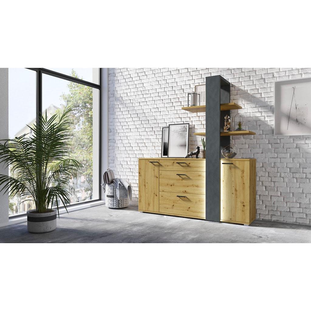 TRENDMANUFAKTUR Sideboard »Moreno«