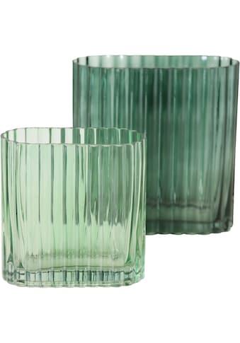 LeGer Home by Lena Gercke Dekovase »Lesslie«, Vase/Windlicht aus Glas kaufen