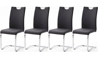 MCA furniture Esszimmerstuhl »Tia Schwingstuhl«, Stuhl belastbar bis max. 120 kg kaufen