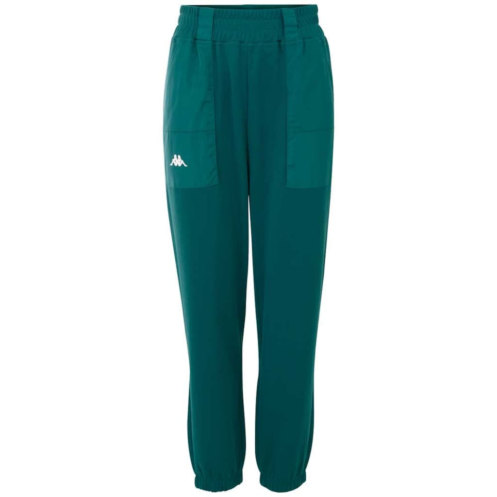 Kappa Jogger Pants »IVYNALA«, in weichem Materialmix<br />