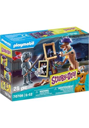 Playmobil® Konstruktions-Spielset »SCOOBY-DOO! Abenteuer mit Black Knight (70709),... kaufen