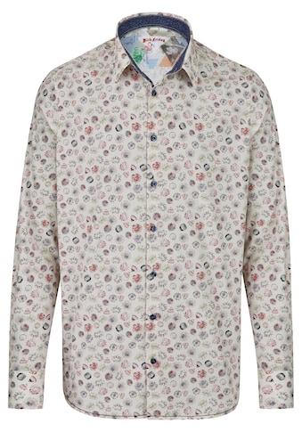 Rich Friday Langarmhemd mit floralem Motiv kaufen