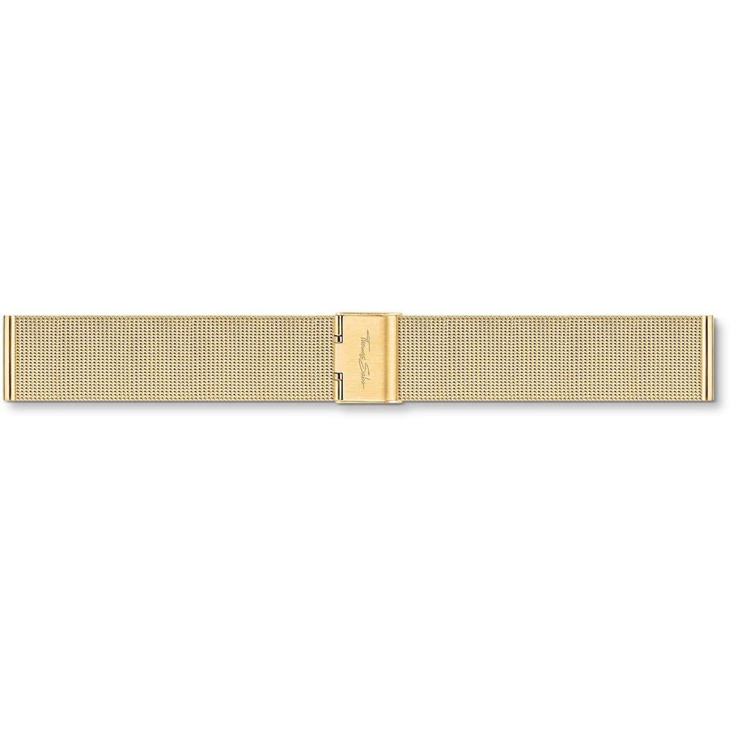 THOMAS SABO Uhrenarmband »ZWA0301-225-39-20 mm«