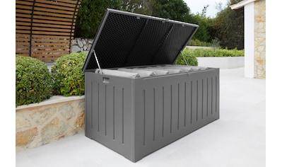 GARTEN GUT Kissenbox Maße (B/T/H): ca. 160x78x76 cm, Volumen ca. 830 Liter kaufen