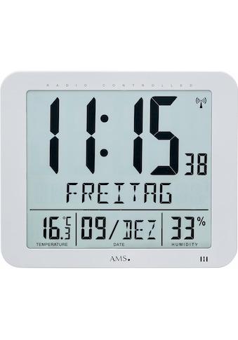 AMS Funkwanduhr »F5884« kaufen
