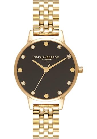 OLIVIA BURTON Quarzuhr »Timeless classics, OB16SE17« kaufen