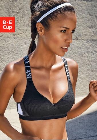 LASCANA ACTIVE Sport-BH, mit eingearbeiteten Push-up-Kissen kaufen