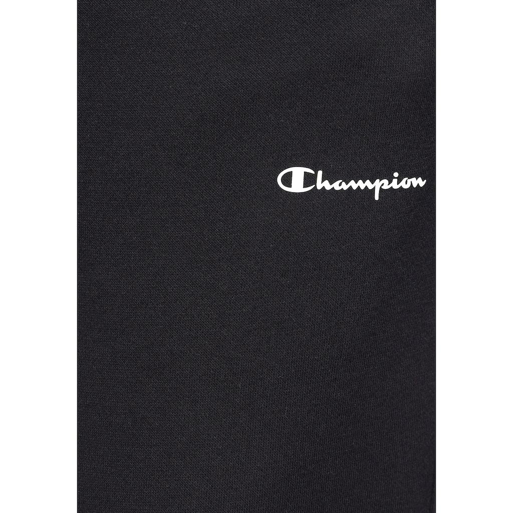 Champion Jogginghose »STRAIGHT HEM PANTS«