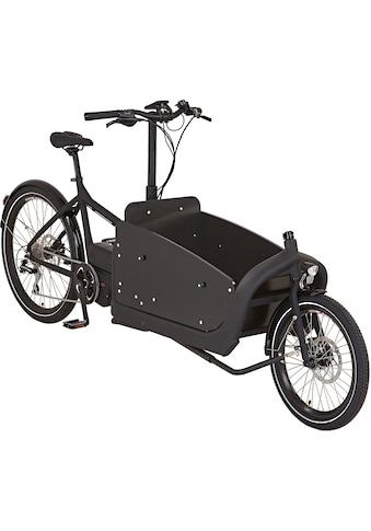 """Prophete E-Bike »CARGO E-Bike 20""""/26""""«, 8 Gang, Shimano, Shimano Acera, Mittelmotor 250 W kaufen"""