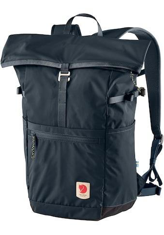 Fjällräven Laptoprucksack »High Coast Foldsack 24, navy« kaufen