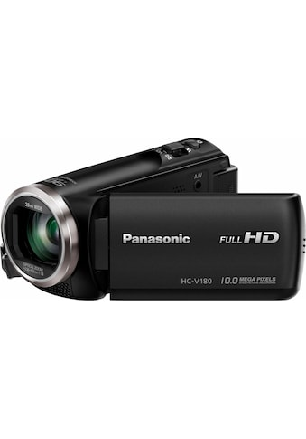 Panasonic »HC - V180EG - K« Camcorder (Full HD, 50x opt. Zoom) kaufen