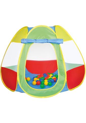 Knorrtoys® Bällebad »Bellox«, mit 50 Spielbällen kaufen