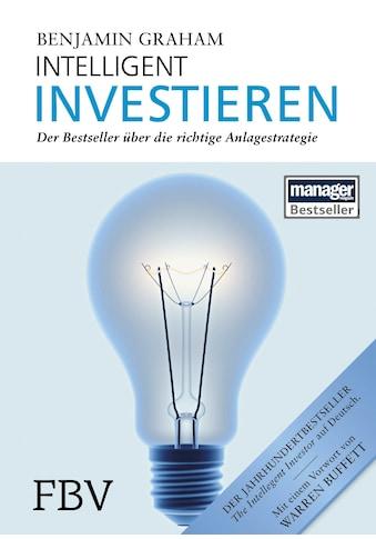 Buch »Intelligent Investieren / Benjamin Graham« kaufen