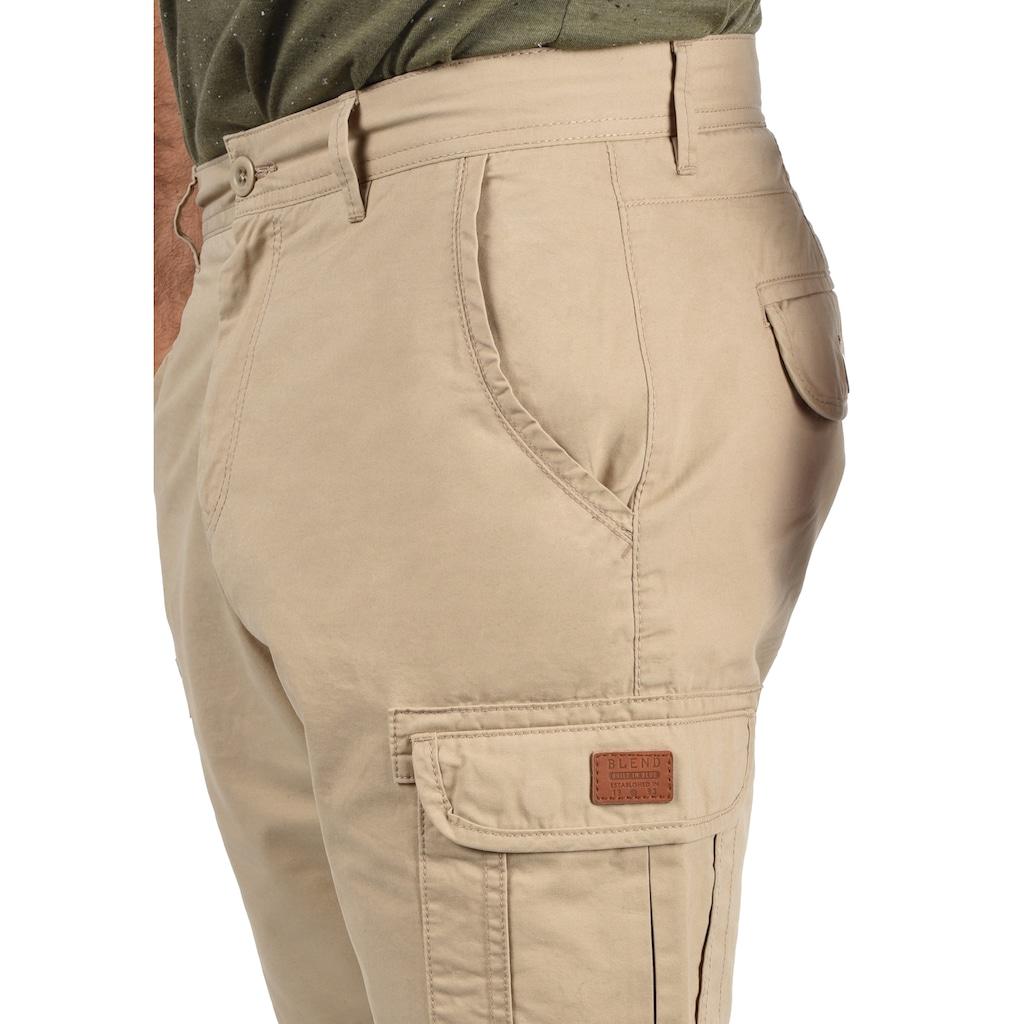 Blend Cargoshorts »Crixus«, kurze Hose mit Seitentaschen