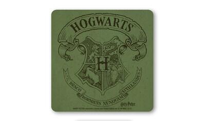 LOGOSHIRT Untersetzer mit Harry Potter-Wappen kaufen