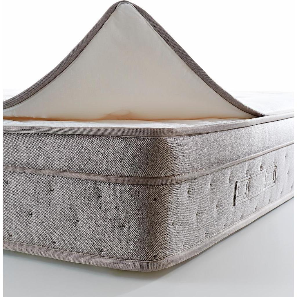 Yatas Taschenfederkernmatratze »Yatas Royal«, (1 St.), optimale Körperunterstützung, schnelle Feuchtigkeitsverdunstung