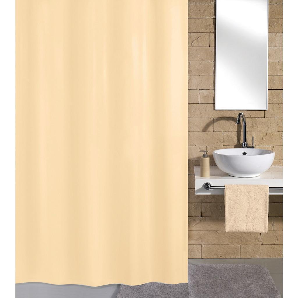 Kleine Wolke Duschvorhang »Kito«, Breite 120 cm