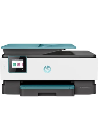 HP Multifunktionsdrucker »OfficeJet Pro 8025 All-in-One Printer« kaufen
