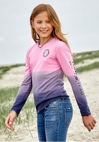TOM TAILOR Polo Team Langarmshirt kaufen