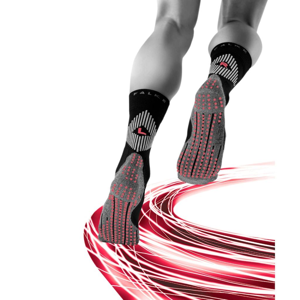 FALKE Sportsocken »4 GRIP Stabilizing«, (1 Paar), für maximalen Speed beim Fußball