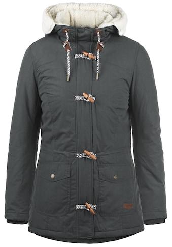 DESIRES Winterjacke »Conchita«, warme Jacke mit Teddyfutter kaufen