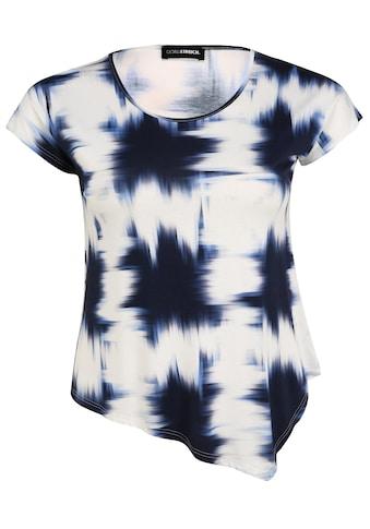 Doris Streich T-Shirt »mit Allover-Muster« kaufen
