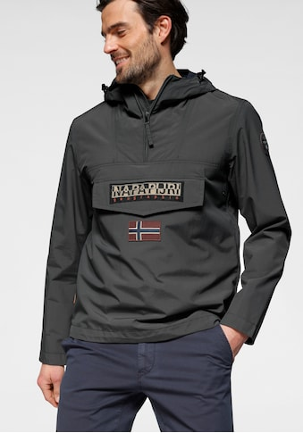 Napapijri Windbreaker »RAINFOREST M SUM«, mit verschließbarer Brusttasche kaufen