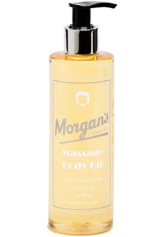 Morgan's Massageöl kaufen
