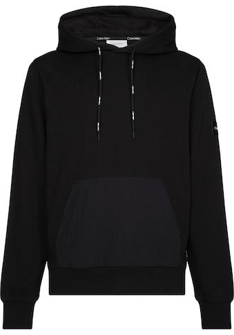 Calvin Klein Hoodie »NYLON POCKET HOODIE« kaufen