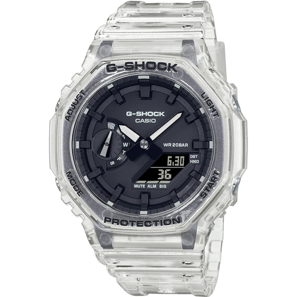 CASIO G-SHOCK Chronograph »GA-2100SKE-7AER«