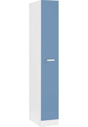 wiho Küchen Apothekerschrank »Husum«, Auszug mit 4 Ablagefächern kaufen