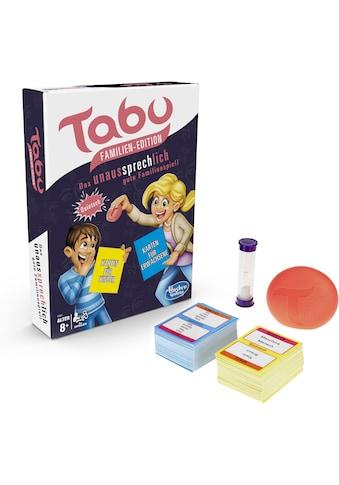 "Hasbro Spiel, ""Tabu Familien - Edition"" kaufen"