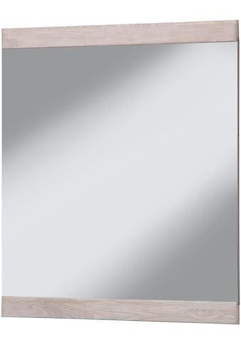 WELLTIME Spiegel »Cadiz«, Breite 60 cm, aus Massivholz Eiche kaufen