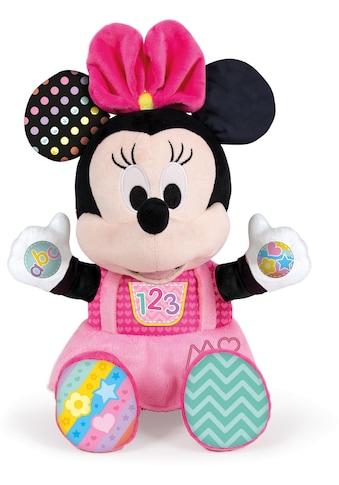 Clementoni® Kuscheltier »Baby Minnie Kuscheln und Lernen« kaufen