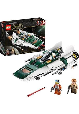 """LEGO® Konstruktionsspielsteine """"Widerstands A - Wing Starfighter™ (75248), LEGO® Star Wars™"""", Kunststoff, (269 - tlg.) kaufen"""