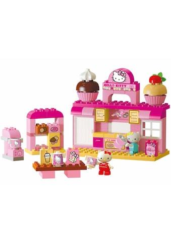 BIG Spielbausteine »BIG-Bloxx Hello Kitty Bäckerei«, (82 St.) kaufen