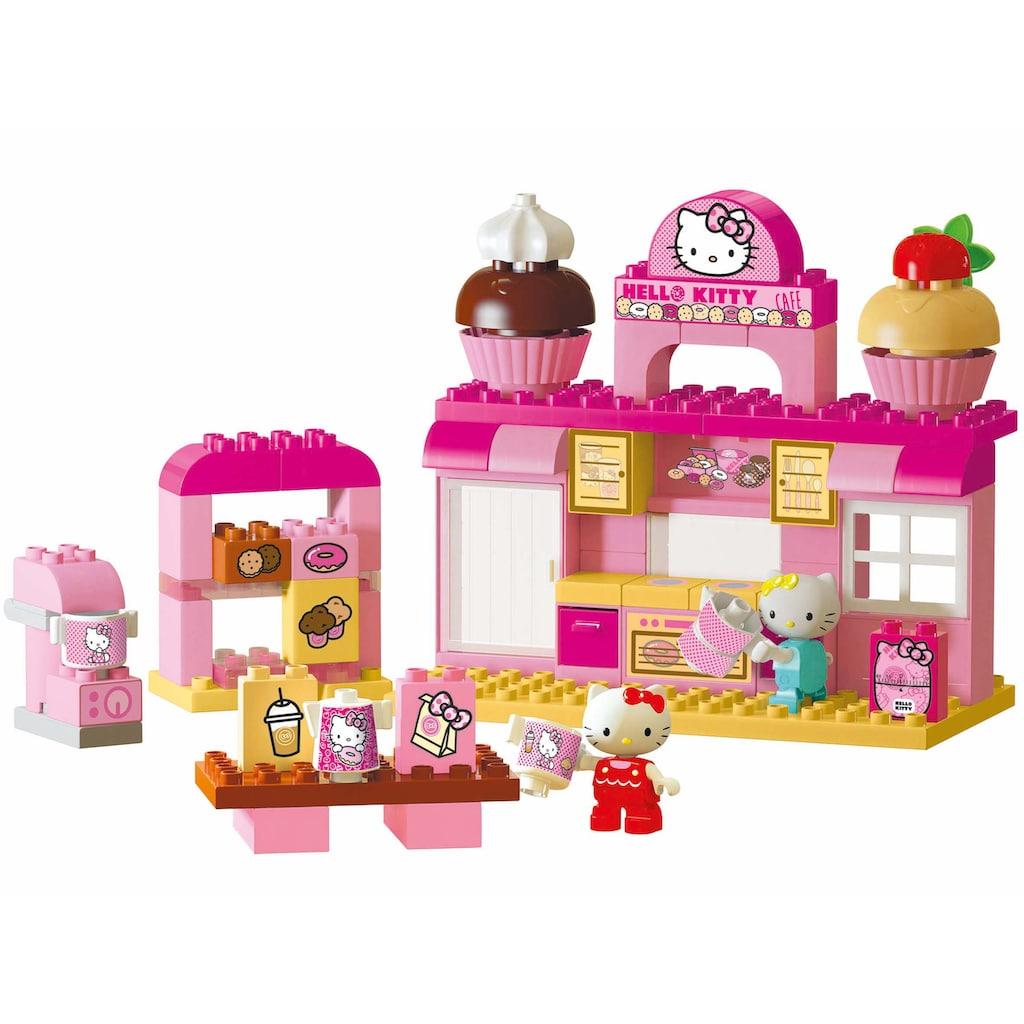 BIG Spielbausteine »BIG-Bloxx Hello Kitty Bäckerei«, (82 St.)