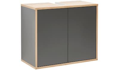 FACKELMANN Waschbeckenunterschrank »Finn«, push-to-open kaufen