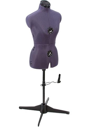Clarie Schneiderbüste »Tailormaid Größe A«, purple kaufen