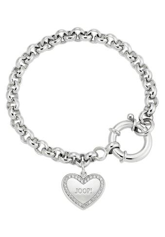 Joop! Silberarmband »Herz, 2025051« kaufen