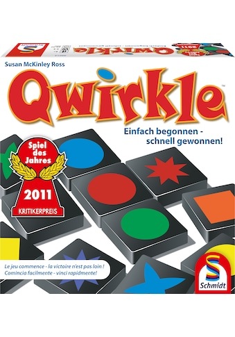 """Schmidt Spiele Spiel, """"Qwirkle"""" kaufen"""