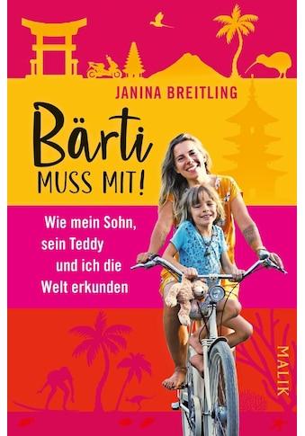 Buch »Bärti muss mit! / Janina Breitling« kaufen